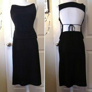 BISOU BISOU 2-piece skirt set.  Vintage 2000